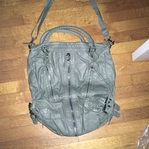 Grey Urban Outfitters Purse